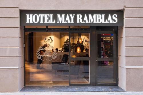 May Ramblas Hotel photo 2