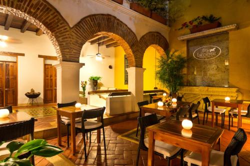 . Hotel Boutique Las Carretas