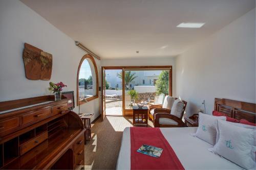 Habitación Doble con bañera de hidromasaje Boutique Hotel El Tio Kiko 2