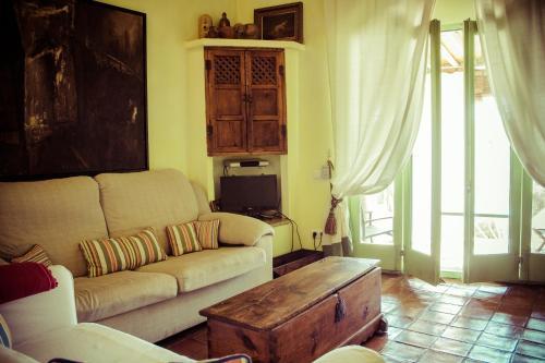 Casa de Campo Superior de 2 dormitorios - Cala Enmedio Cortijo La Joya de Cabo de Gata 1