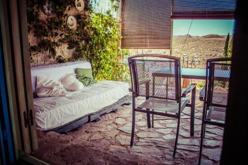 Casa de campo Superior de 2 dormitorios con 2 baños - Cala del Plomo Cortijo La Joya de Cabo de Gata 1