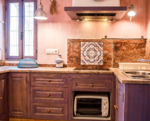 Casa de campo Superior de 2 dormitorios con 2 baños - Cala del Plomo Cortijo La Joya de Cabo de Gata 2