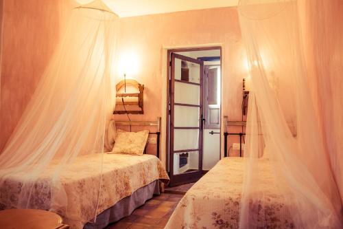 Casa de campo Superior de 2 dormitorios con 2 baños - Cala del Plomo Cortijo La Joya de Cabo de Gata 3