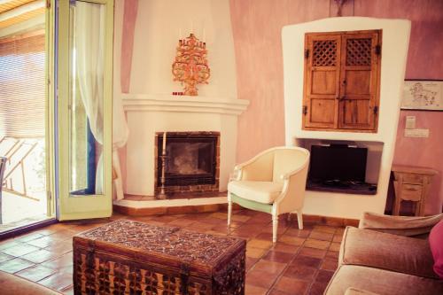 Casa de campo Superior de 2 dormitorios con 2 baños - Cala del Plomo Cortijo La Joya de Cabo de Gata 4