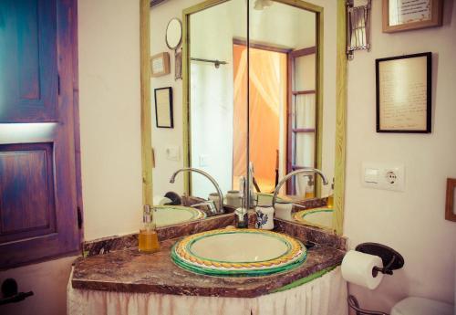 Casa de campo Superior de 2 dormitorios con 2 baños - Cala del Plomo Cortijo La Joya de Cabo de Gata 5