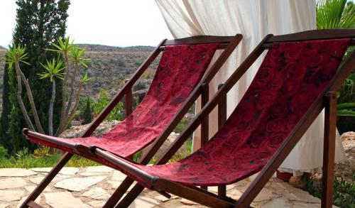 Casa de campo Superior de 2 dormitorios con 2 baños - Cala del Plomo Cortijo La Joya de Cabo de Gata 7
