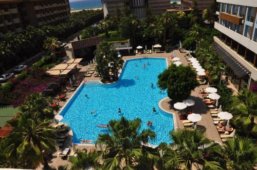 Side Port Side Resort Hotel tatil