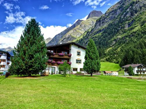 . Gletscher-Landhaus Brunnenkogel