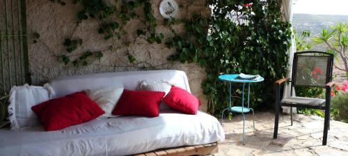 Casa de campo Superior de 2 dormitorios con 2 baños - Cala del Plomo Cortijo La Joya de Cabo de Gata 9