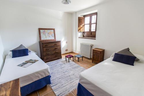 Suite Familiar (2 adultos + 2 niños) Hotel Cortijo del Marqués 17