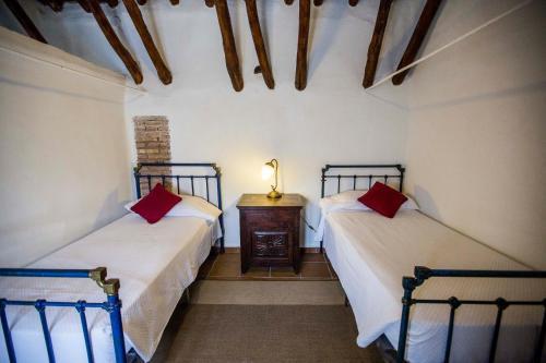 Maisonette Familienzimmer (2 Erwachsene + 2 Kinder) Hotel Cortijo del Marqués 10