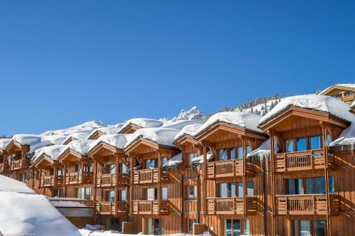 Résidence Pierre & Vacances Premium Les Chalets du Forum - Accommodation - Courchevel