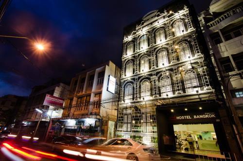 D Hostel Bangkok impression