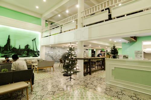 D Hostel Bangkok photo 19