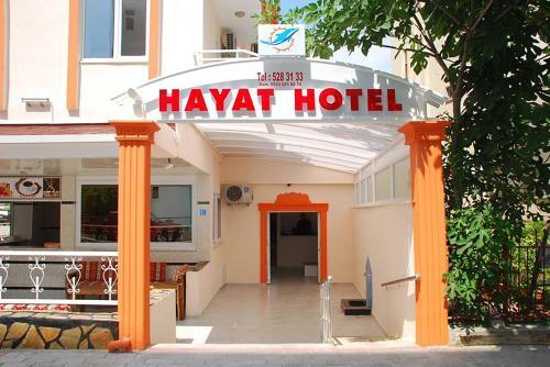 Alanya Hayat Apart Hotel odalar