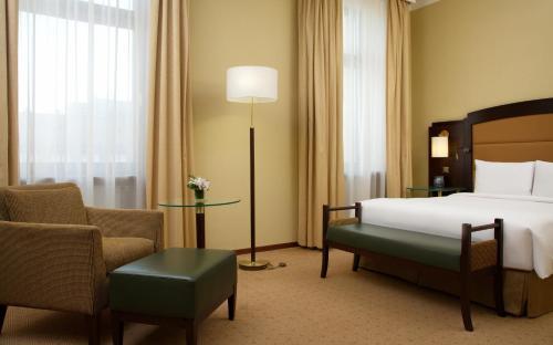 Hilton Moscow Leningradskaya - image 11