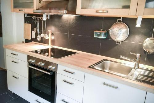 Grosshus Vals - Apartment