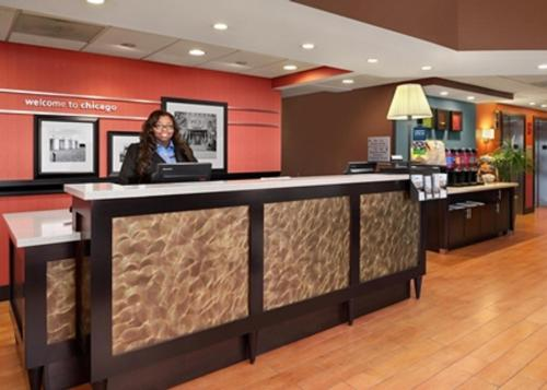 Hampton Inn Chicago-Midway Airport in Bedford Park