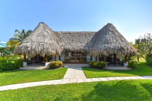 P.O. Box 22, Ambergris Caye, Belize.