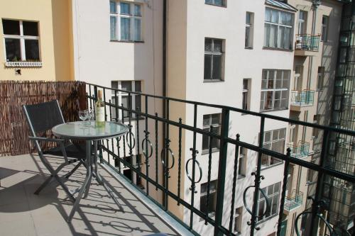 Hotel-overnachting met je hond in Apartment Římská 34 - Praag - Praag 2