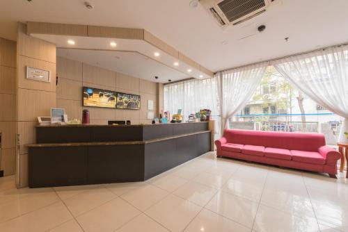 Hanting Express Hotel Beijing Wangjing Huajiadi photo 9