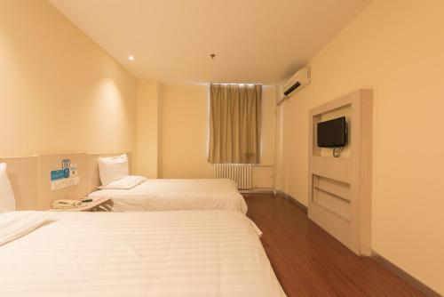 Hanting Express Hotel Beijing Wangjing Huajiadi photo 24