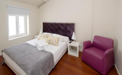 Habitación Doble Económica Hotel Viento10 5