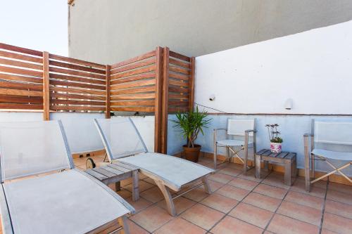 Apartment Atico de Dos Olivos photo 3