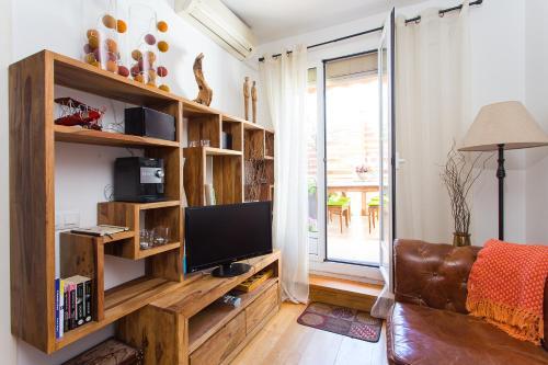 Apartment Atico de Dos Olivos photo 12