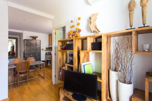 Apartment Atico de Dos Olivos photo 13