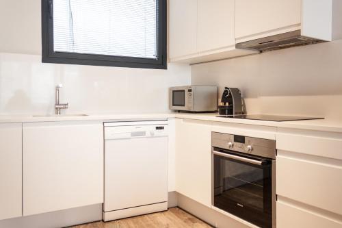 Decô Apartments Barcelona-Diagonal photo 40