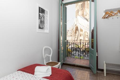 Whatching Sagrada Familia photo 20