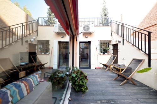 House in Park Güell photo 20