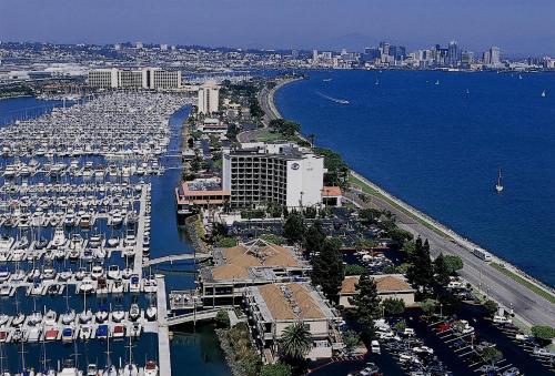 Hilton San Diego Airport/Harbor Island - San Diego, CA 92101