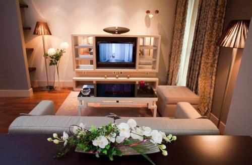 Suite Deluxe - Uso individual Nexus Valladolid Suites & Hotel 11