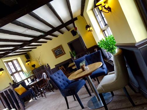 The Crown Inn, Chiddingfold, The Green, Petworth Road, Chiddingfold, Godalming, Surrey, GU8 4TX.