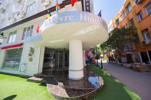 Antalya Mevre Hotel telefon