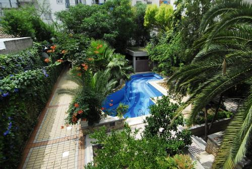 Central Athens House with Pool Fotografia principal