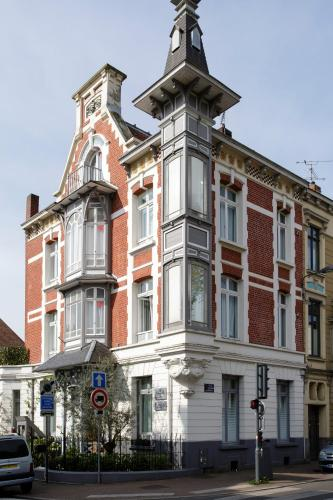 Villa Gounod - Hôtel - Lille