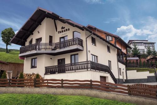 Pensiunea Casa Tamara - Vatra Dornei