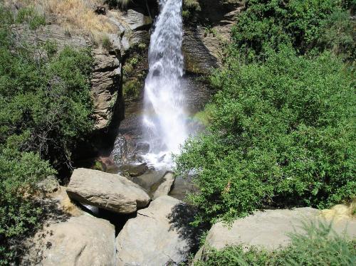 Hostal El Cascapeñas de la Alpujarra