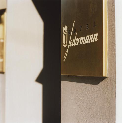 Hotel Jedermann photo 39