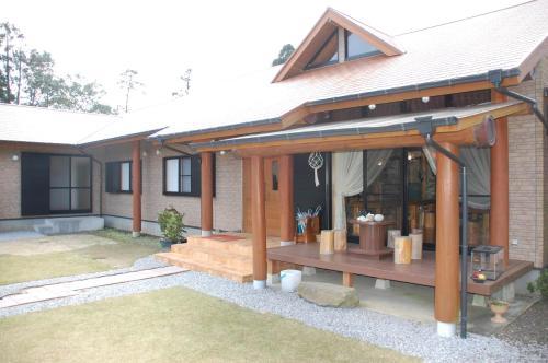 鹿兒島屋久島町旅館 Yakushima Pension Ichigoichie