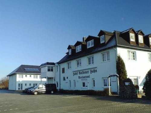. Hotel Gasthof Goldener Hahn