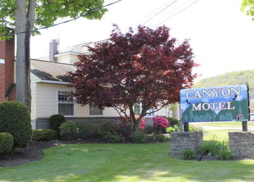 Canyon Motel - Wellsboro, PA 16901