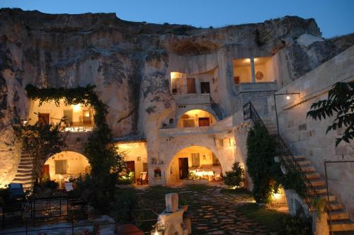 Urgup Elkep Evi Cave Hotel