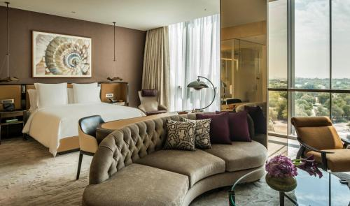 Four Seasons Hotel Dubai International Financial Centre istabas fotogrāfijas