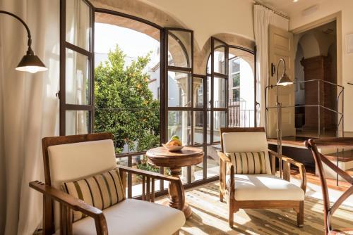 Suite Superior Balcón de Córdoba 21