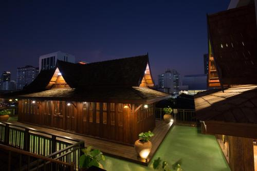 True Siam Rangnam Hotel photo 35
