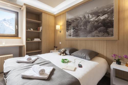 Фото отеля Hotel Club mmv Les Arolles ****